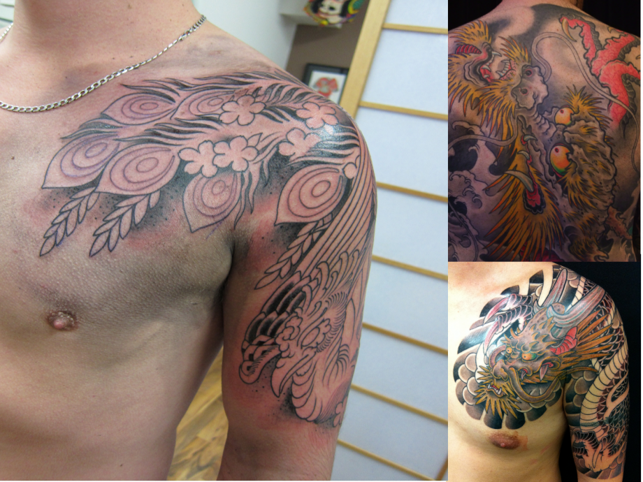 Tattoo builder create your own tattoos with this 30 for Design your own tattoos
